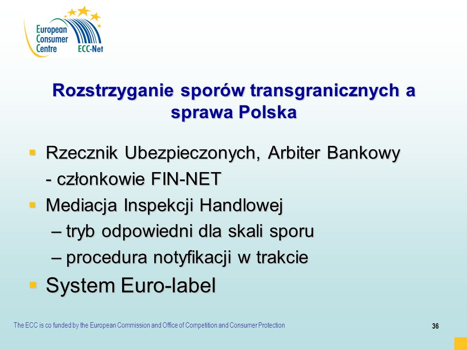 Rozstrzyganie sporów transgranicznych a sprawa Polska