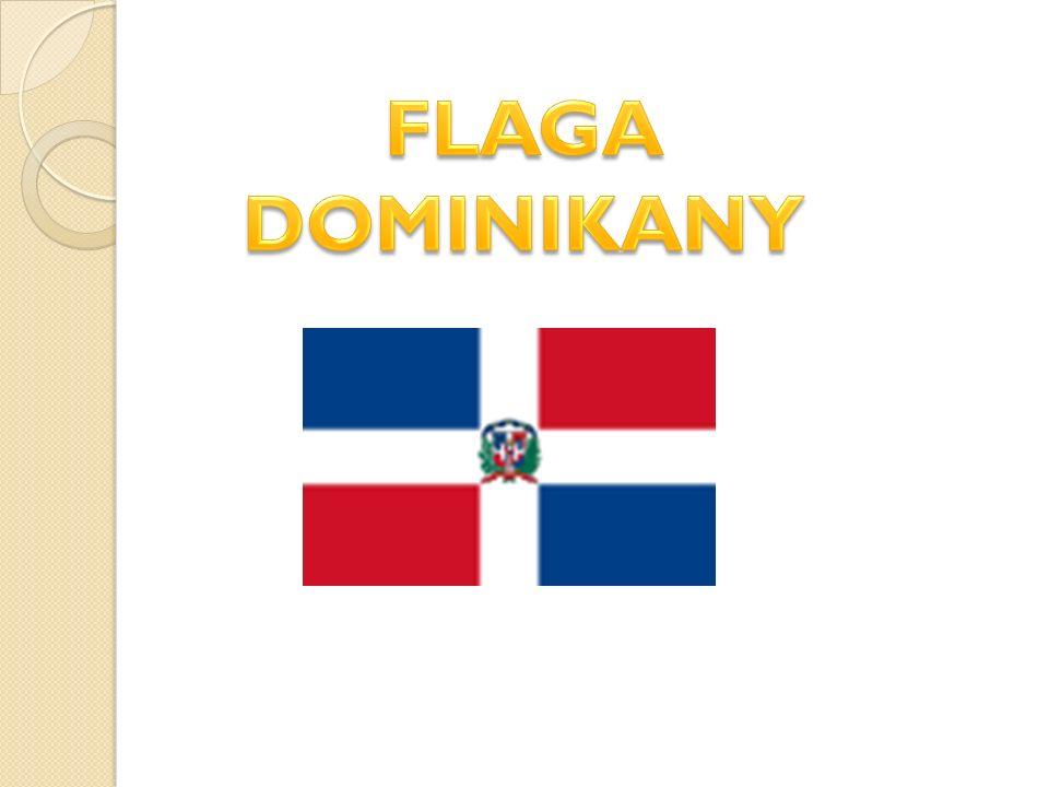 FLAGA DOMINIKANY