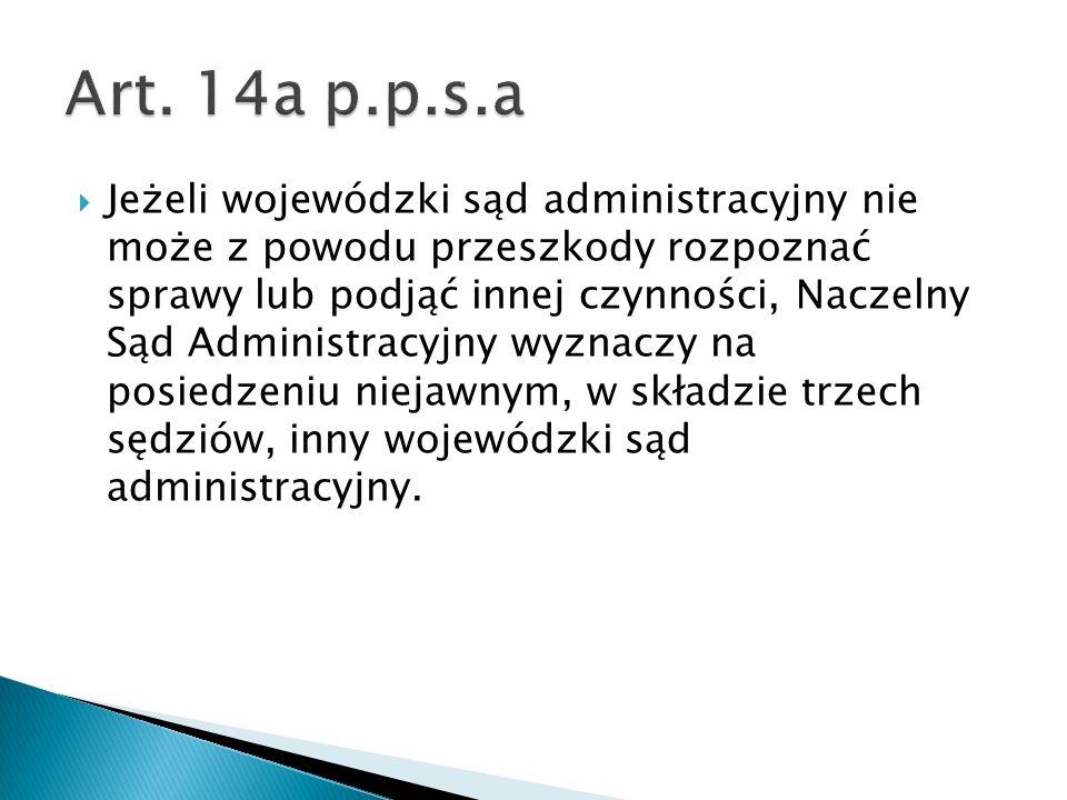 Art. 14a p.p.s.a