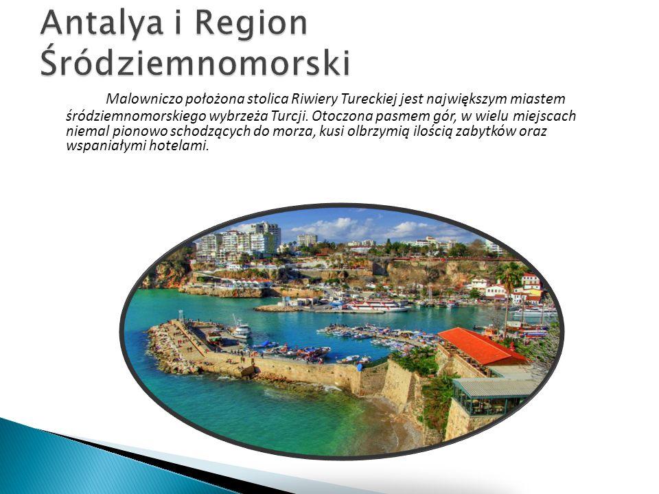 Antalya i Region Śródziemnomorski