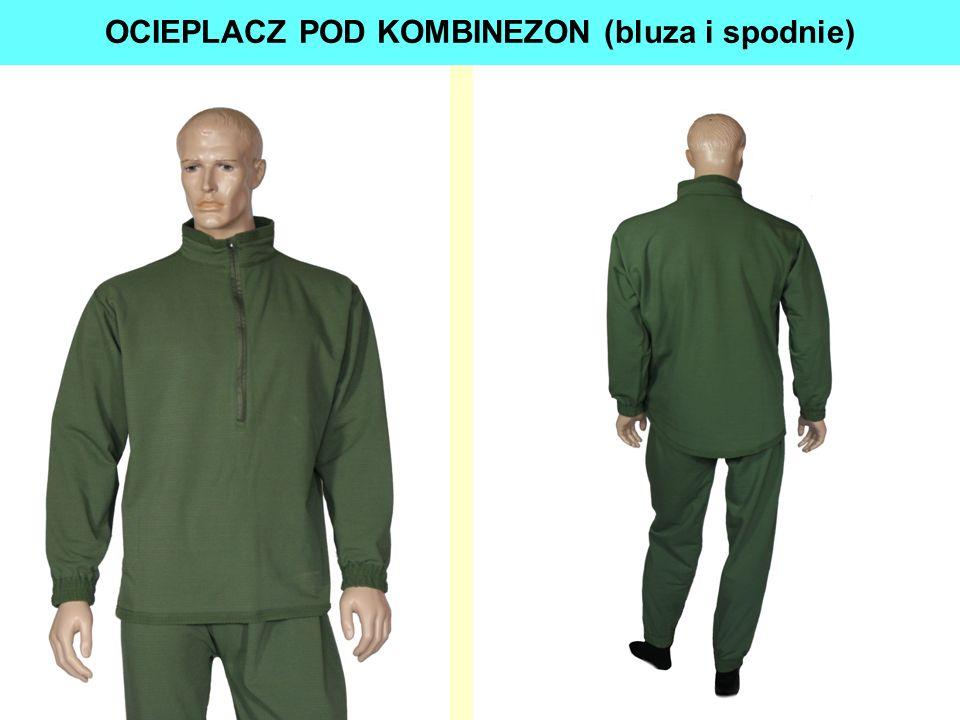 OCIEPLACZ POD KOMBINEZON (bluza i spodnie)