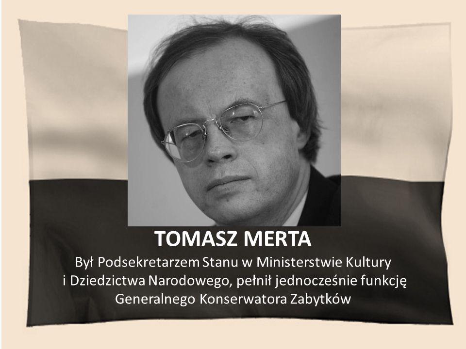 TOMASZ MERTA