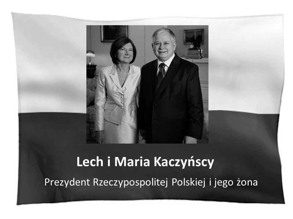 Prezydent Rzeczypospolitej Polskiej i jego żona
