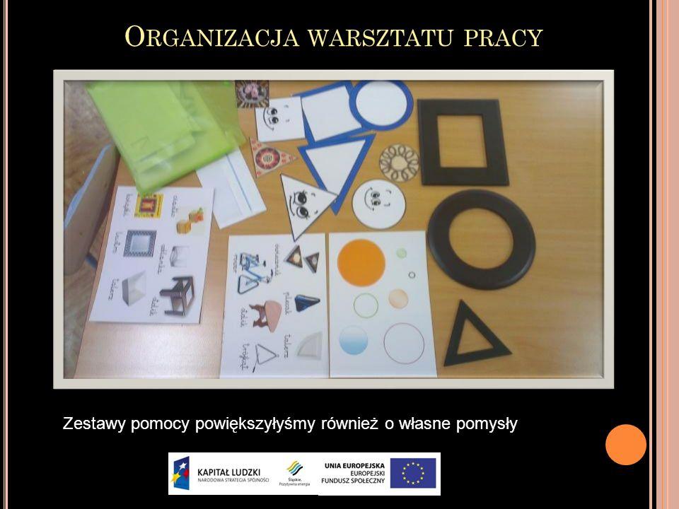 Organizacja warsztatu pracy