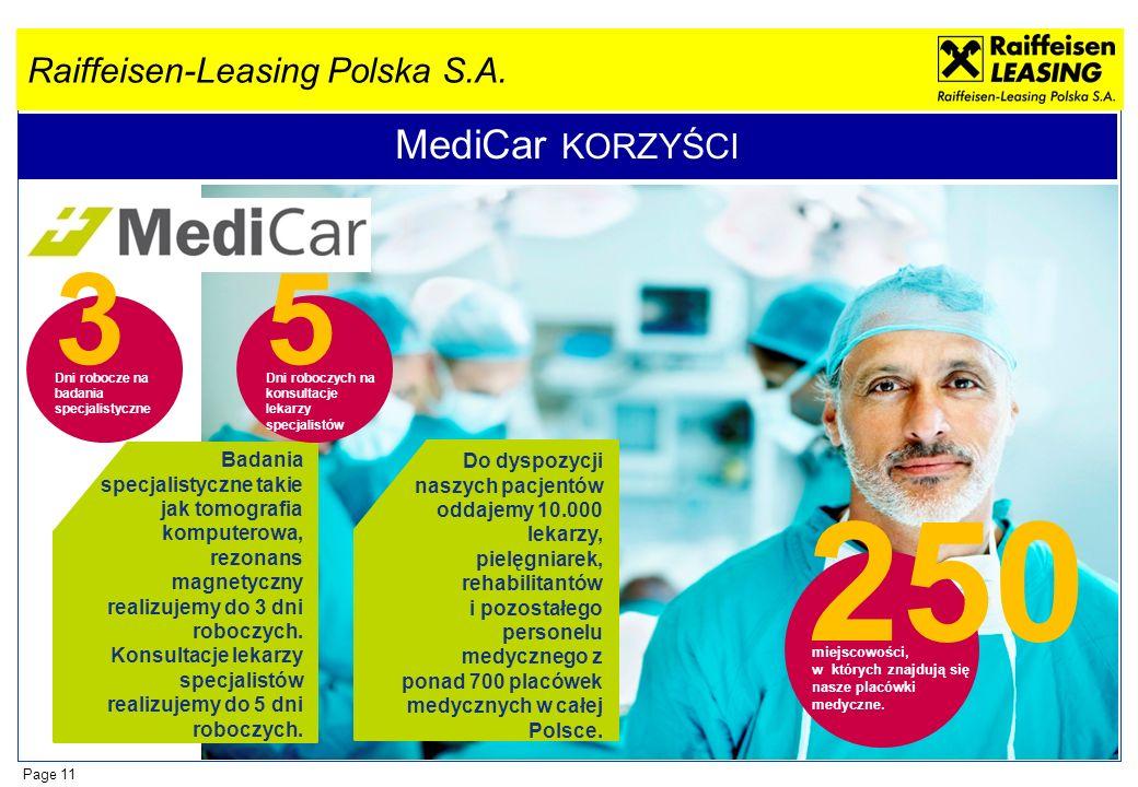 MediCar KORZYŚCI 3. Dni robocze na badania specjalistyczne. 5. Dni roboczych na konsultacje lekarzy specjalistów.