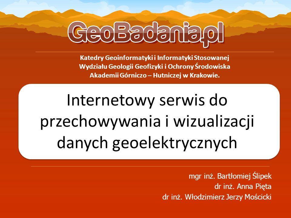 Katedry Geoinformatyki i Informatyki Stosowanej
