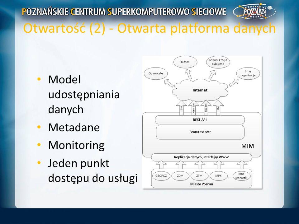 Otwartość (2) - Otwarta platforma danych