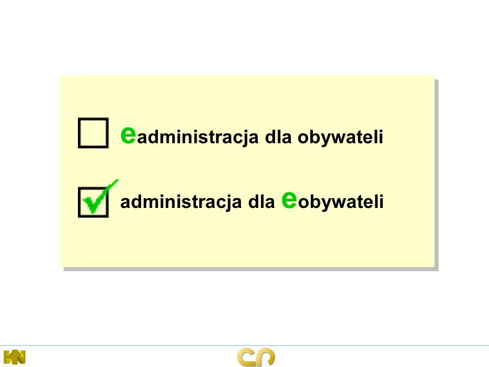 eadministracja dla obywateli