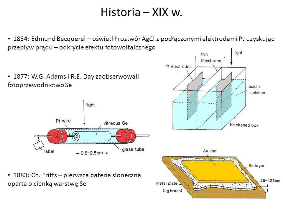 Historia – XIX w.
