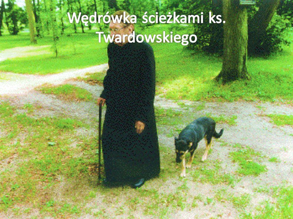 Wędrówka ścieżkami ks. Twardowskiego
