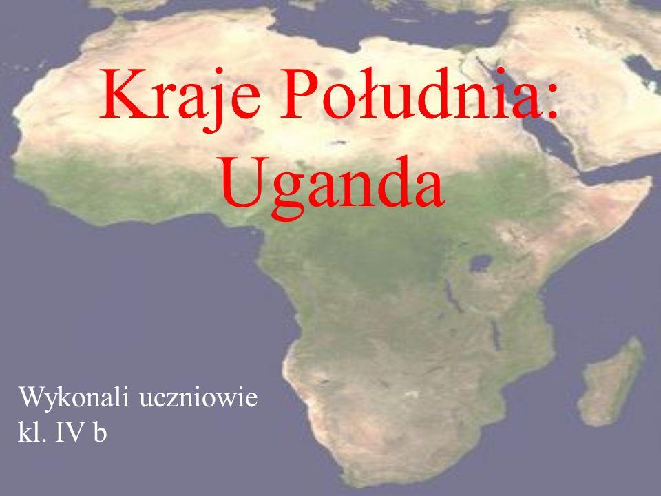Kraje Południa: Uganda