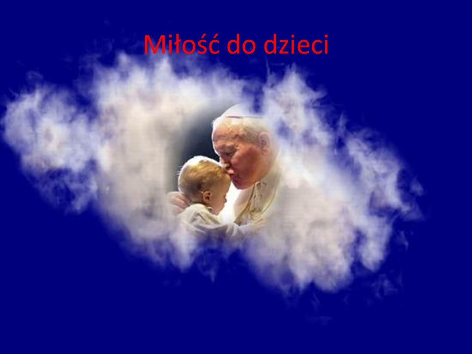 Miłość do dzieci