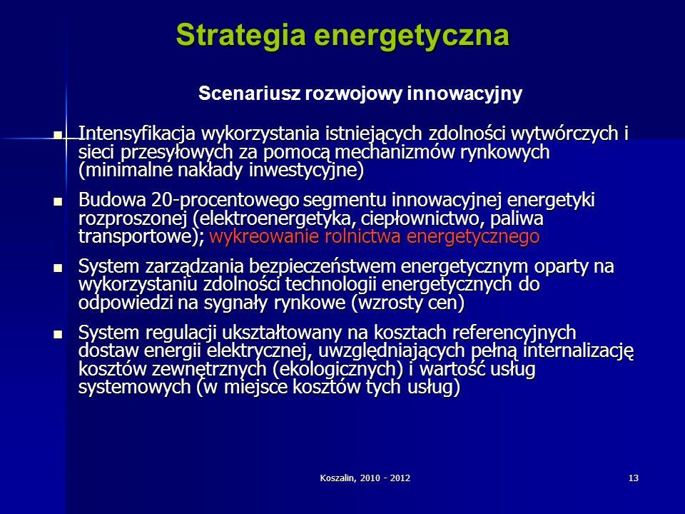 Strategia energetyczna