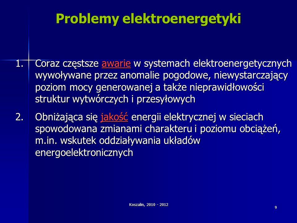 Problemy elektroenergetyki