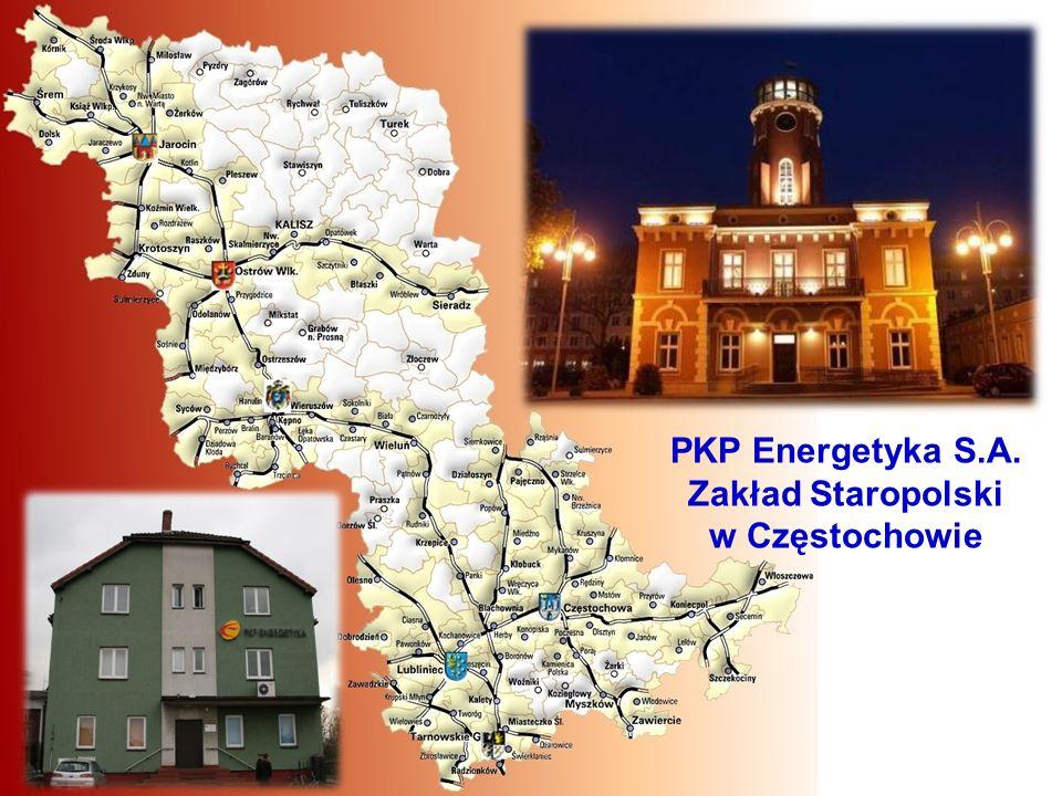 PKP Energetyka S.A. Zakład Staropolski