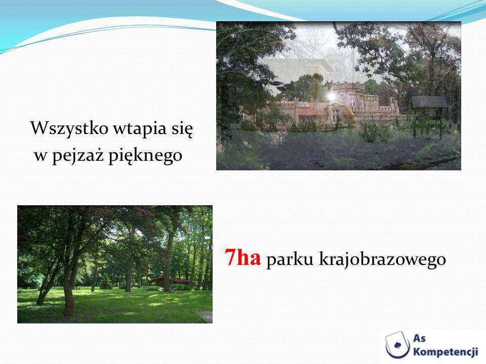 7ha parku krajobrazowego