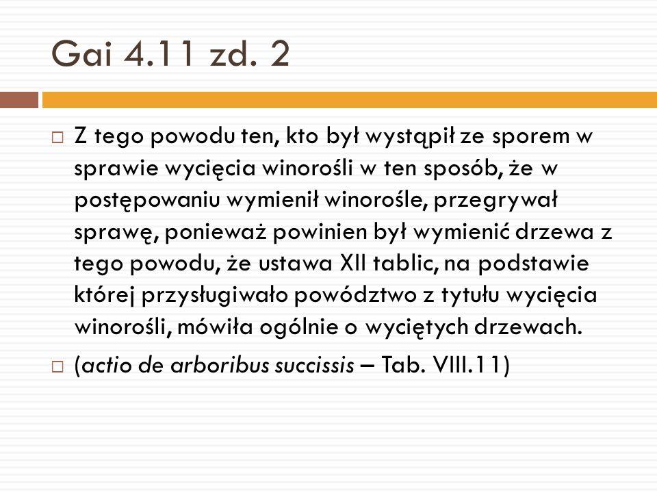 Gai 4.11 zd. 2