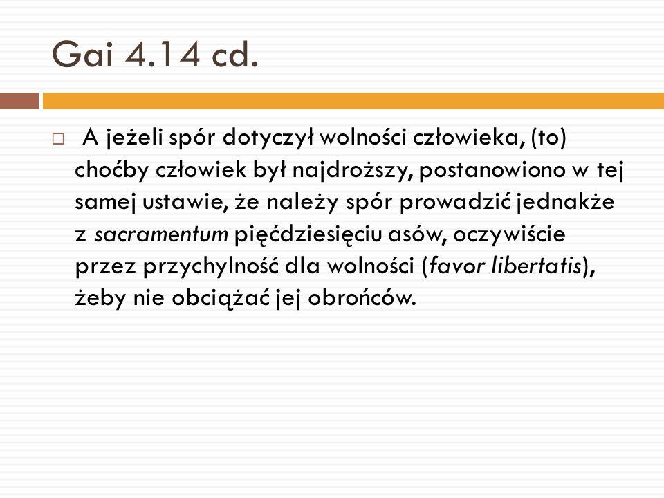 Gai 4.14 cd.