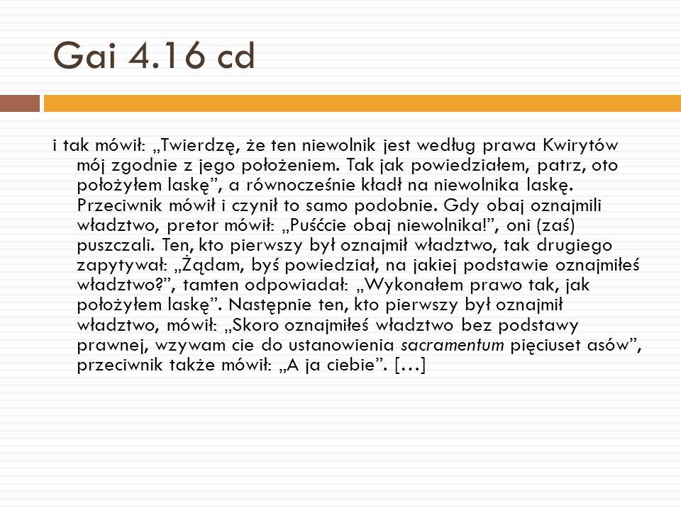 Gai 4.16 cd