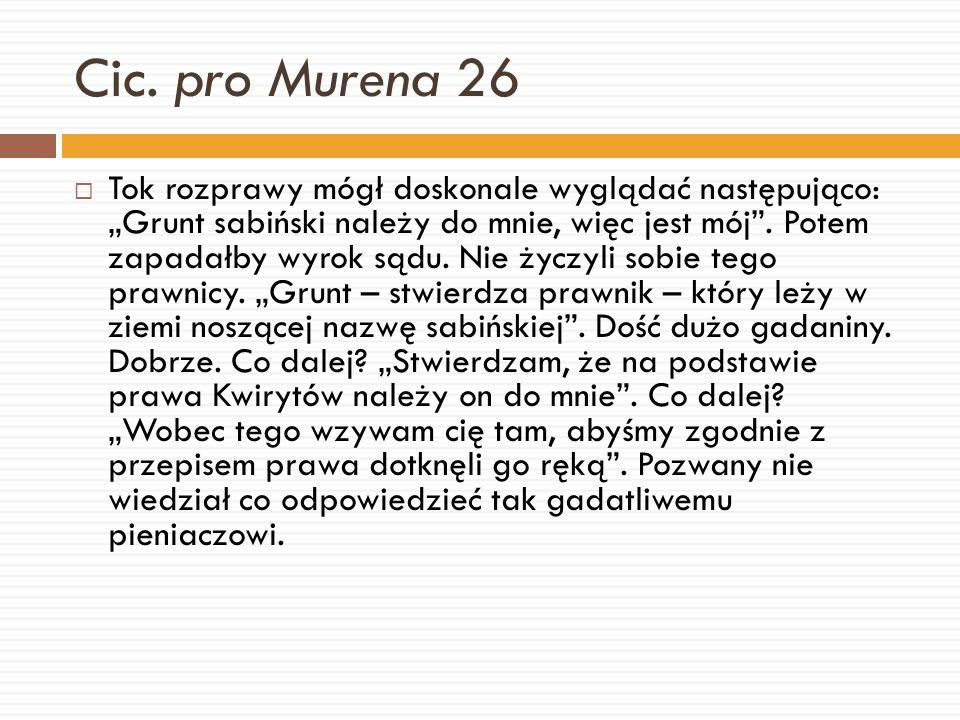 Cic. pro Murena 26