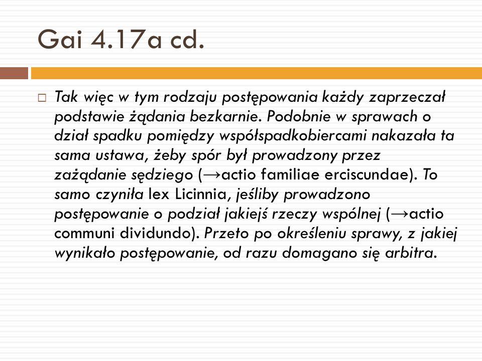 Gai 4.17a cd.