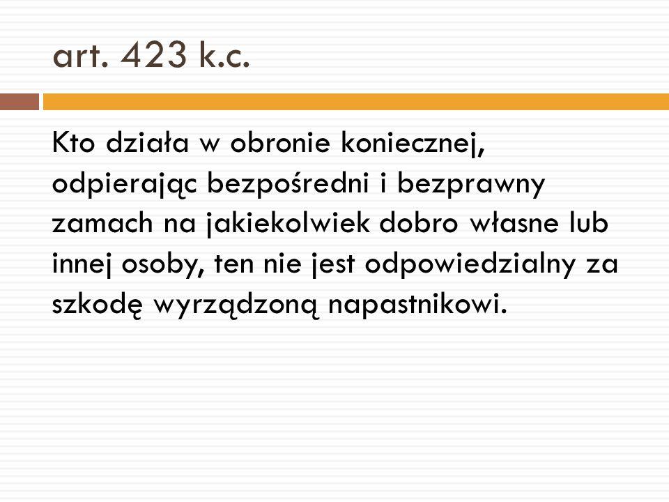 art. 423 k.c.