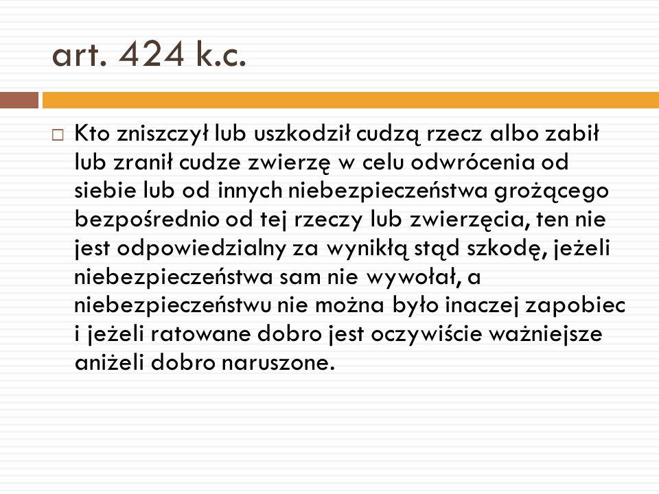 art. 424 k.c.