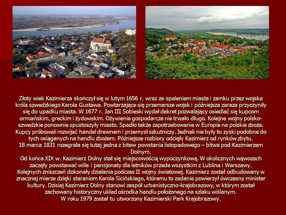 Złoty wiek Kazimierza skończył się w lutym 1656 r