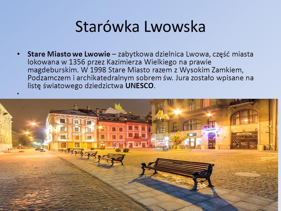 Starówka Lwowska