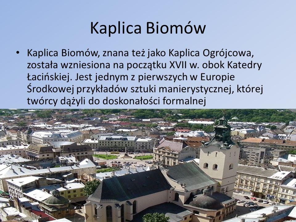 Kaplica Biomów