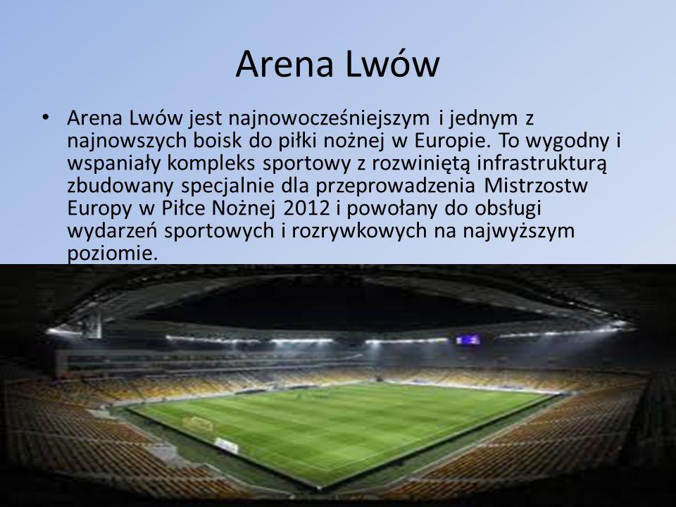 Arena Lwów