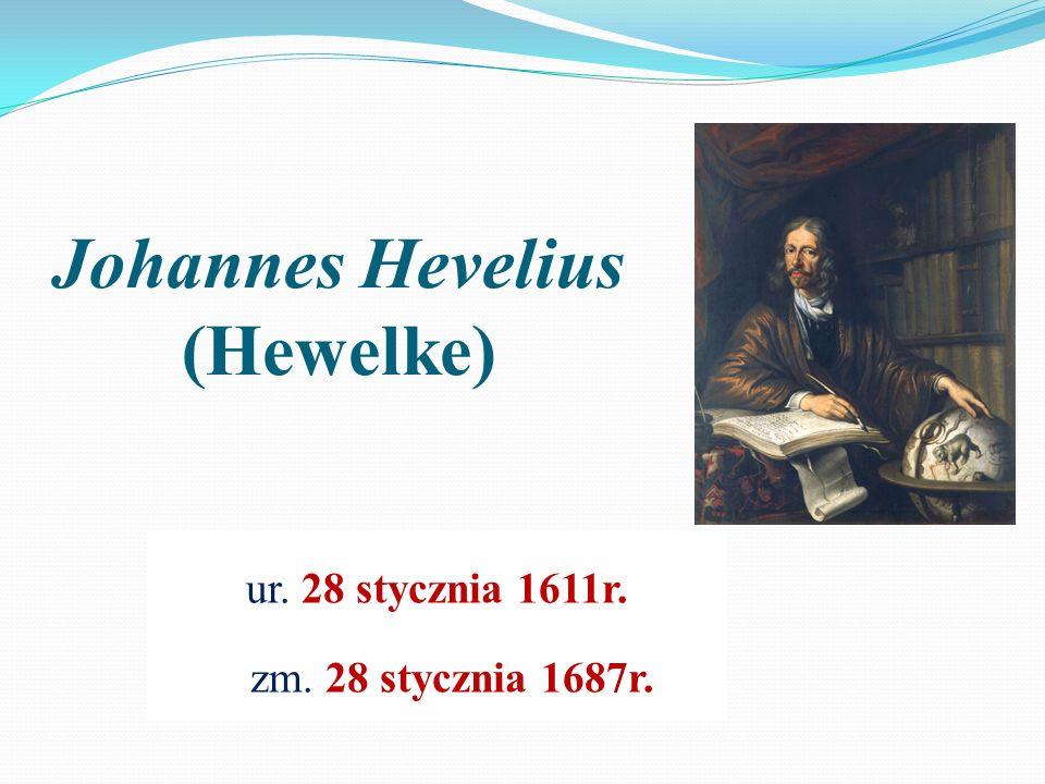 Johannes Hevelius (Hewelke)