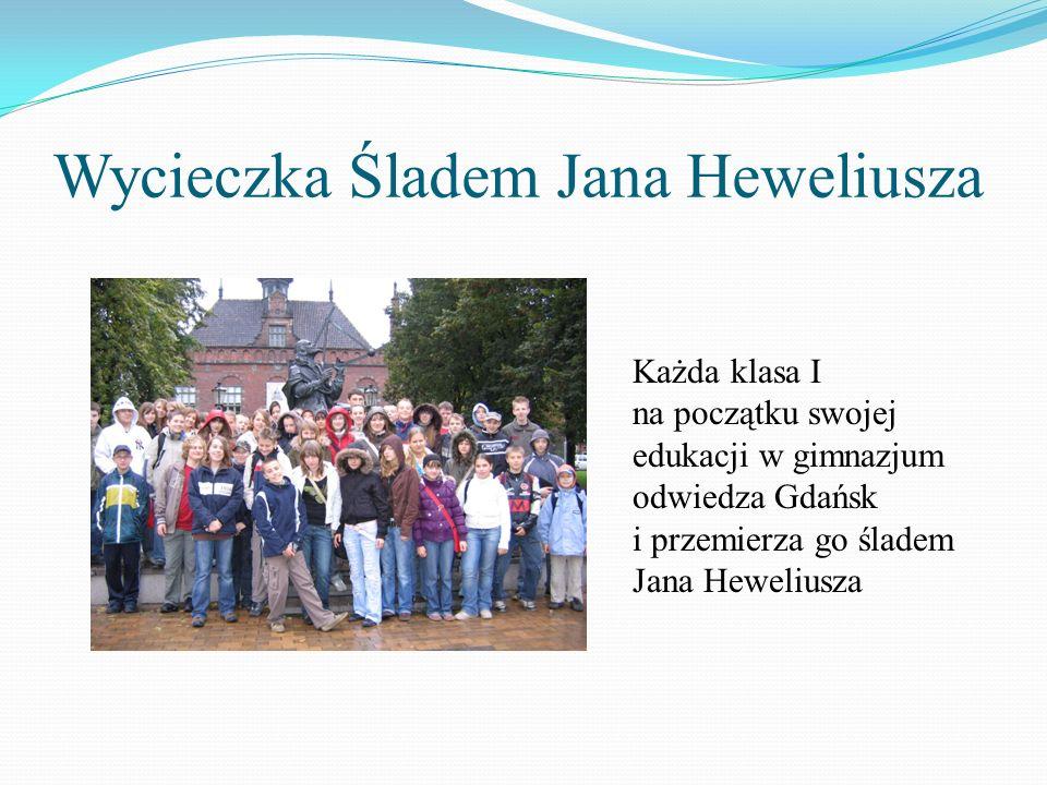 Wycieczka Śladem Jana Heweliusza
