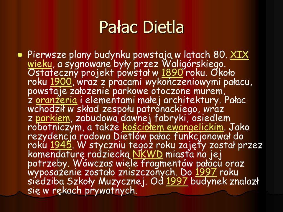 Pałac Dietla