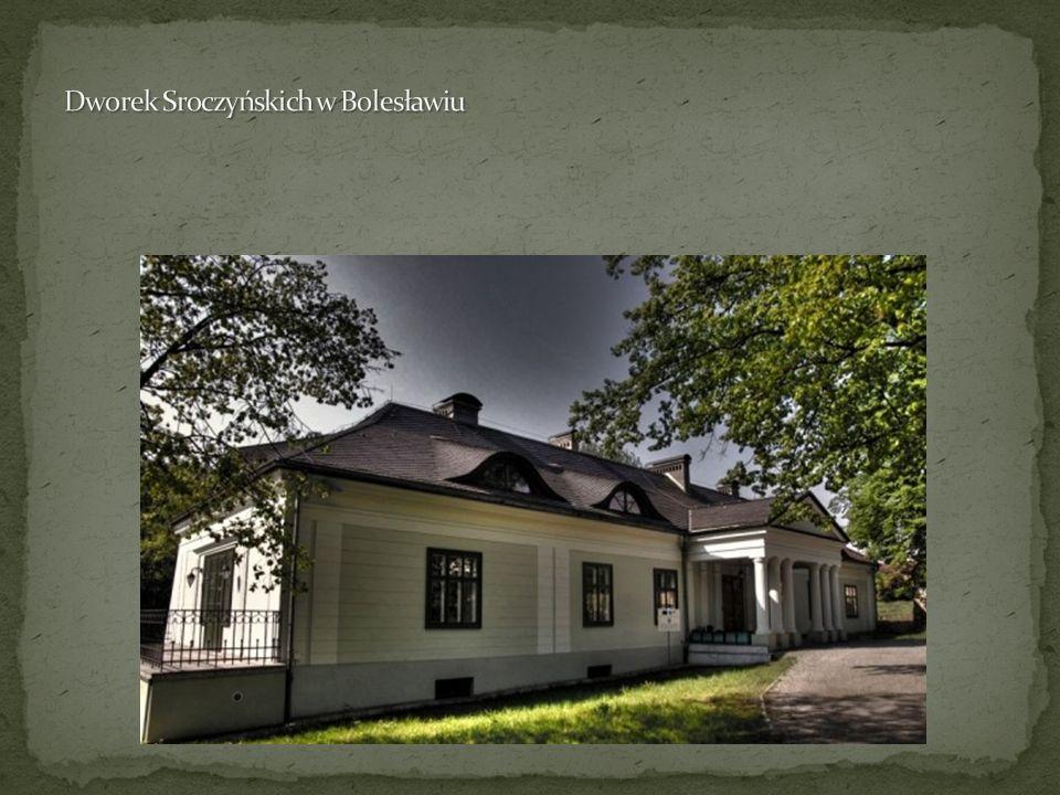 Dworek Sroczyńskich w Bolesławiu