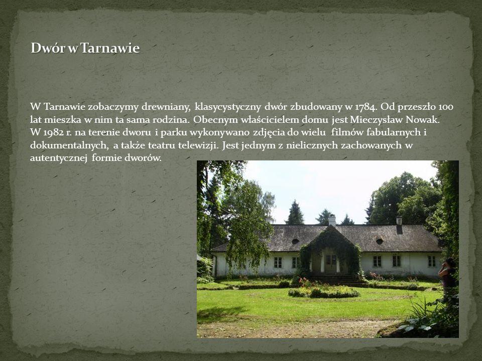 Dwór w Tarnawie