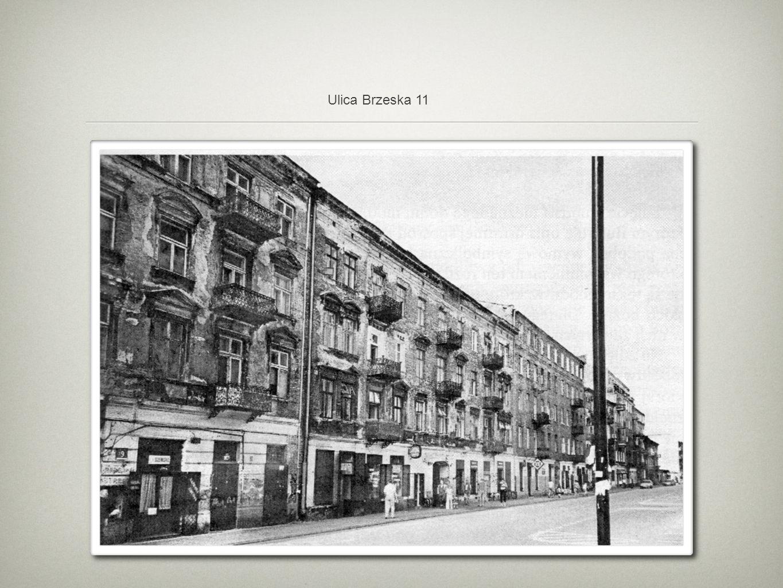 Ulica Brzeska 11
