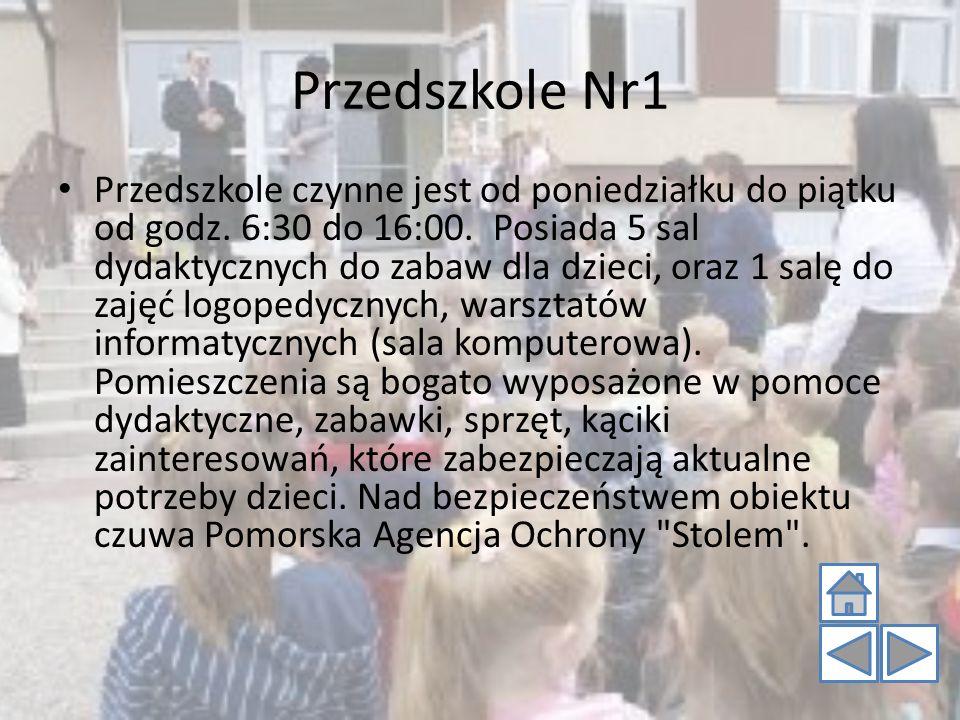 Przedszkole Nr1