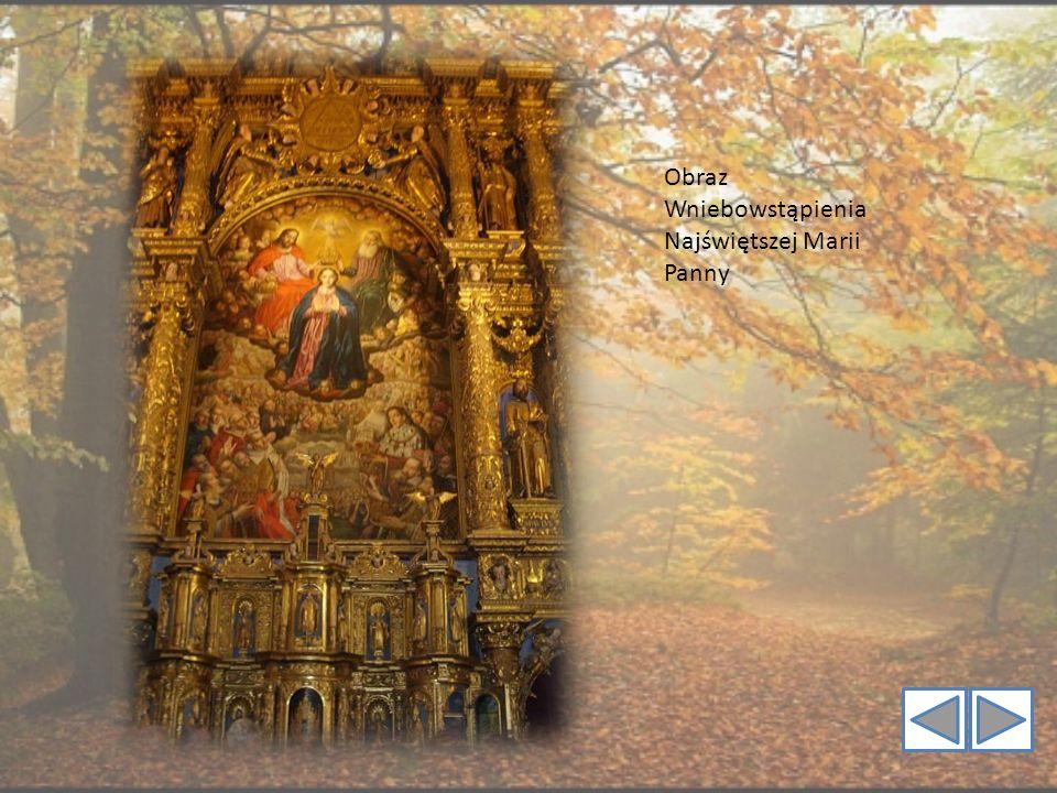Obraz Wniebowstąpienia Najświętszej Marii Panny