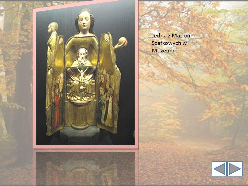 Jedna z Madonn Szafkowych w Muzeum