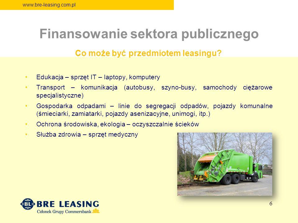 Finansowanie sektora publicznego