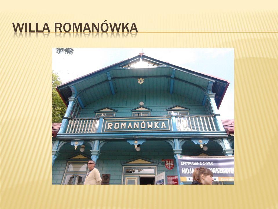 Willa Romanówka