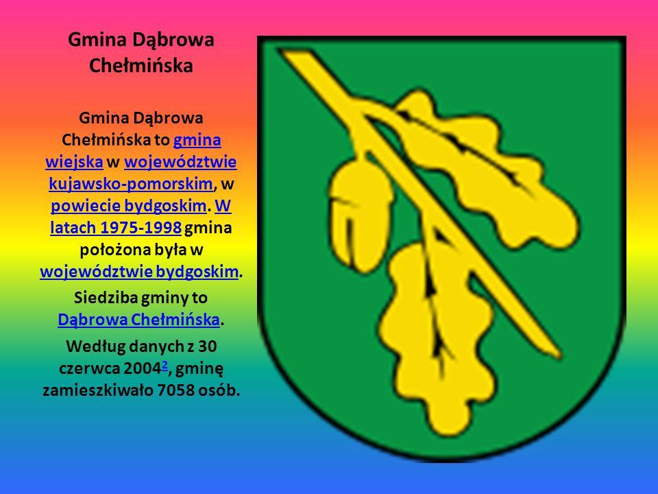 Gmina Dąbrowa Chełmińska