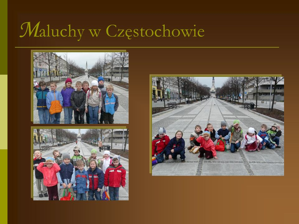 Maluchy w Częstochowie