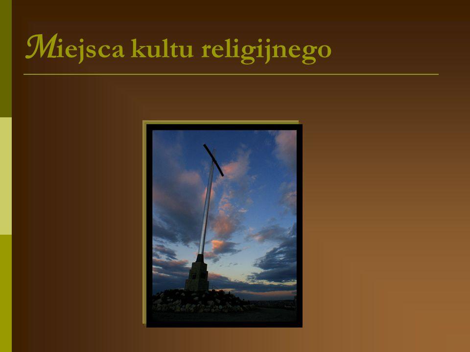 Miejsca kultu religijnego