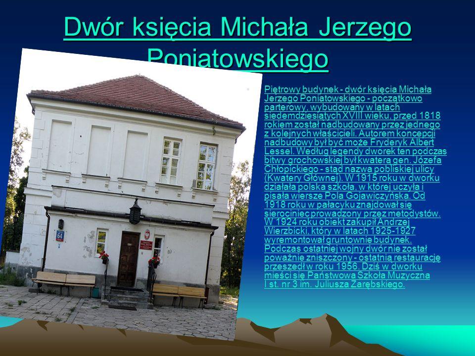 Dwór księcia Michała Jerzego Poniatowskiego