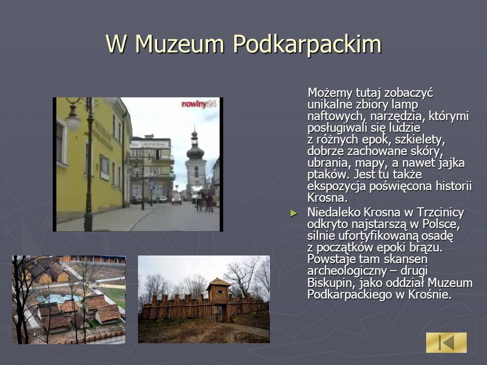 W Muzeum Podkarpackim