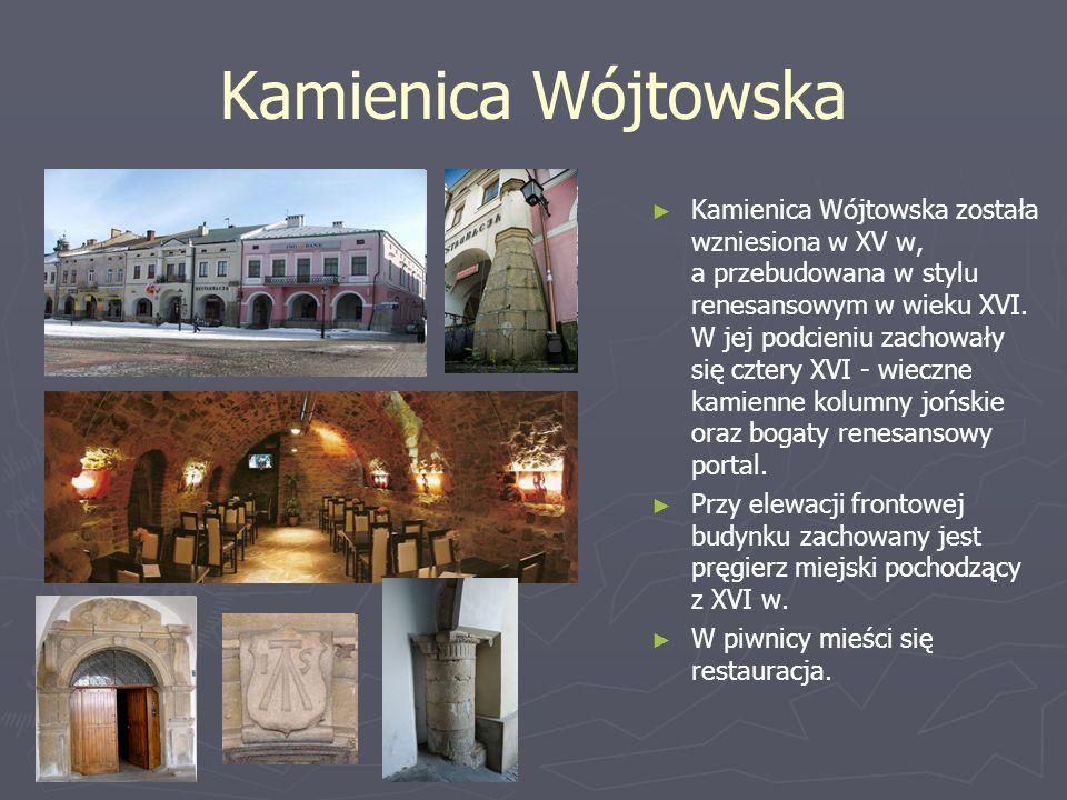 Kamienica Wójtowska