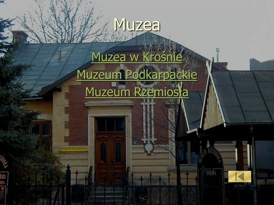 Muzea Muzea w Krośnie Muzeum Podkarpackie Muzeum Rzemiosła