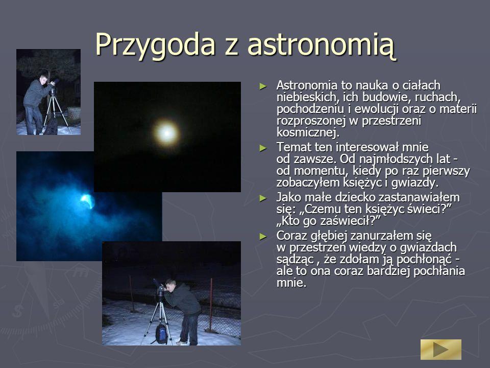 Przygoda z astronomią